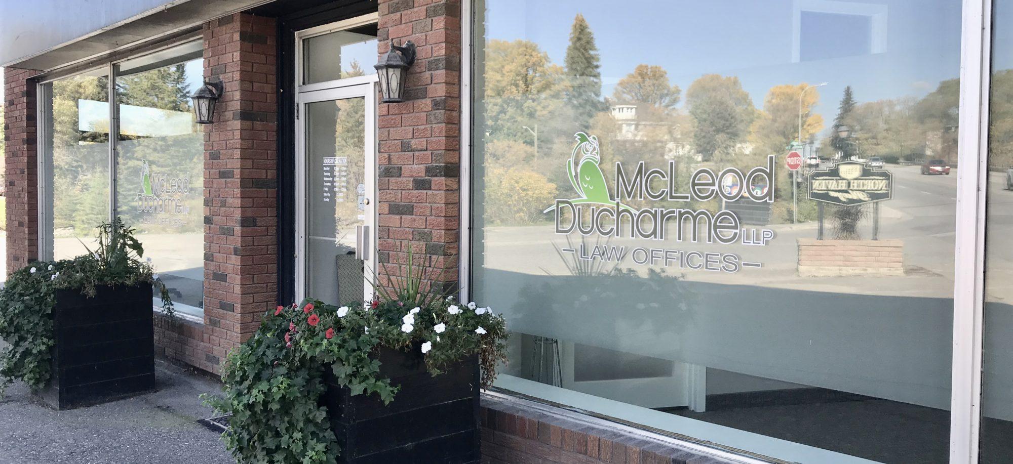 McLeod Ducharme LLP